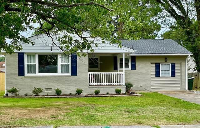 36 Beach Rd, Hampton, VA 23664 (#10393244) :: Berkshire Hathaway HomeServices Towne Realty