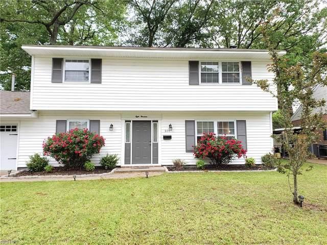 819 Olive Dr, Newport News, VA 23601 (#10393266) :: Rocket Real Estate
