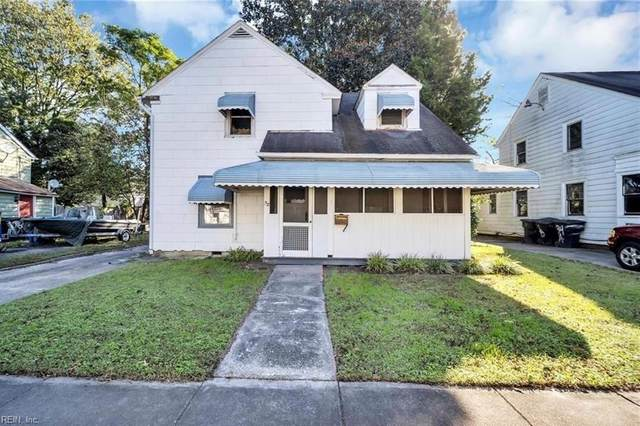 32 Burtis St, Portsmouth, VA 23702 (#10393300) :: Avalon Real Estate