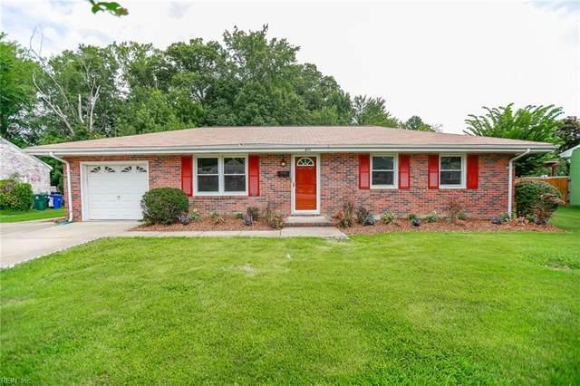 345 Thalia Dr, Newport News, VA 23608 (#10393304) :: Avalon Real Estate