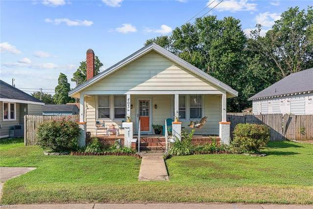 405 Buckroe Ave, Hampton, VA 23664 (#10393313) :: Crescas Real Estate