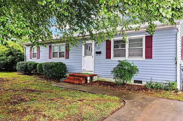 104 Temple St, Hampton, VA 23664 (MLS #10393330) :: Howard Hanna Real Estate Services