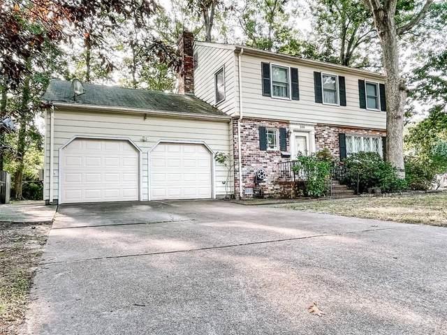 300 Beauregard Hts, Hampton, VA 23669 (#10393359) :: Berkshire Hathaway HomeServices Towne Realty