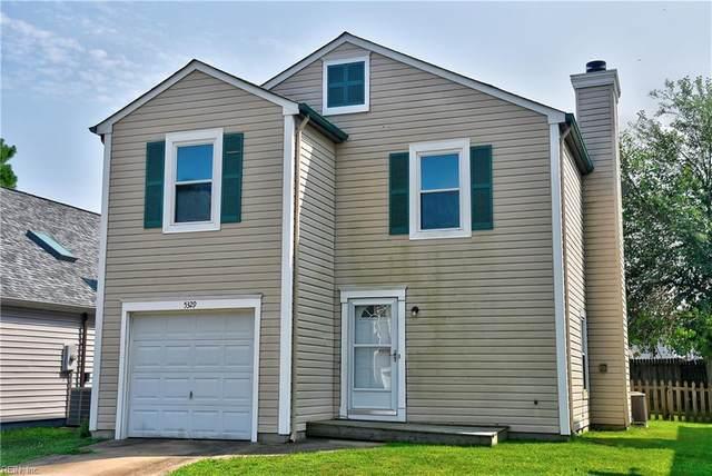 5329 Glenville Cir, Virginia Beach, VA 23464 (#10393360) :: Avalon Real Estate