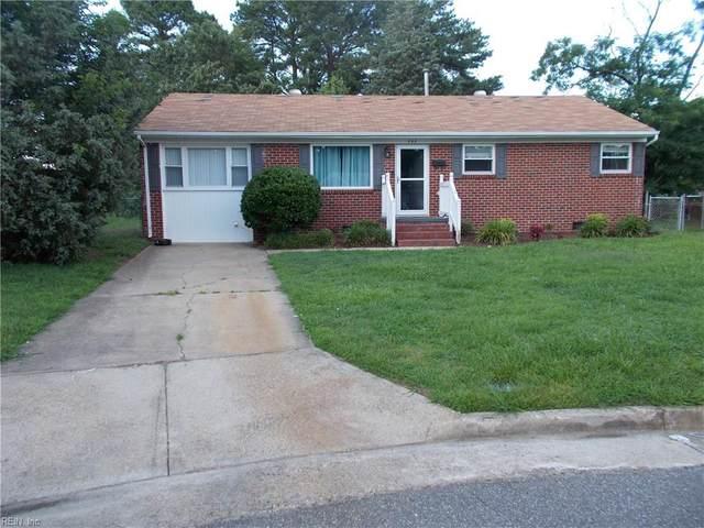 224 Cellardoor Ct, Hampton, VA 23666 (#10393365) :: Kristie Weaver, REALTOR