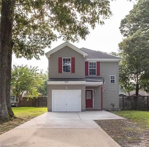 1521 Oleander Ave, Chesapeake, VA 23325 (#10393366) :: Avalon Real Estate