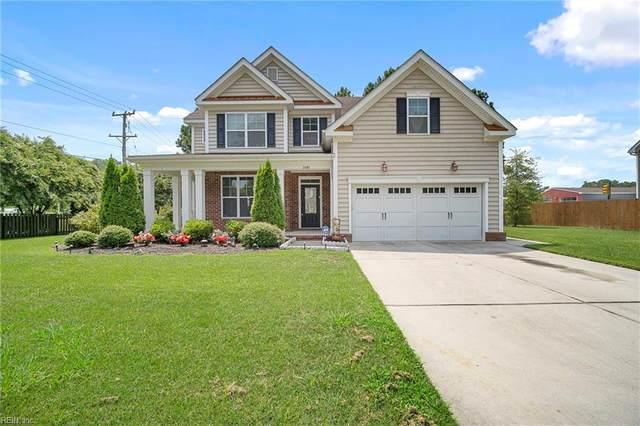 2401 Brush Creek Ln, Virginia Beach, VA 23454 (#10393382) :: Berkshire Hathaway HomeServices Towne Realty