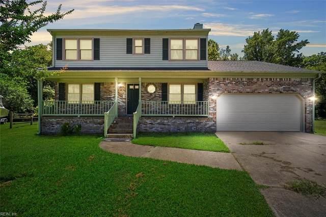 7 Cooks Cir, Hampton, VA 23669 (#10393392) :: Berkshire Hathaway HomeServices Towne Realty