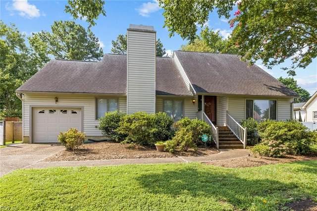 2105 Claridge Ct, Virginia Beach, VA 23454 (#10393393) :: Avalon Real Estate