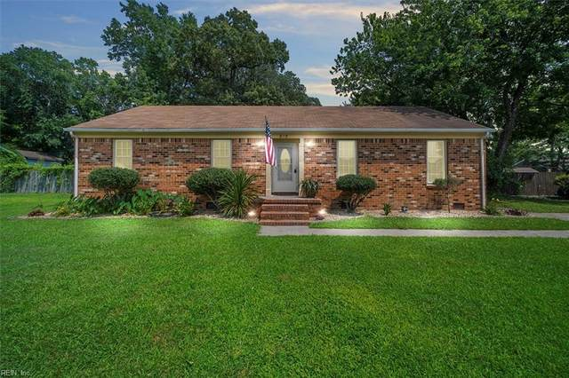 815 Bellingham Dr, Chesapeake, VA 23322 (#10393404) :: Avalon Real Estate