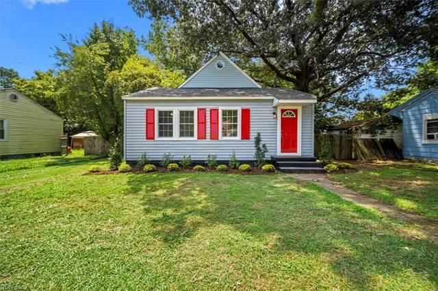 2602 Omar St, Chesapeake, VA 23324 (#10393409) :: Avalon Real Estate