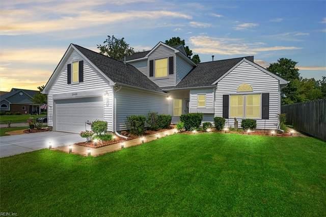 2400 Raynor Ct, Virginia Beach, VA 23456 (#10393413) :: Avalon Real Estate