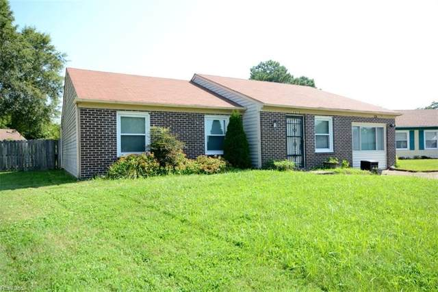 3012 Round Table Dr, Chesapeake, VA 23323 (#10393433) :: Berkshire Hathaway HomeServices Towne Realty