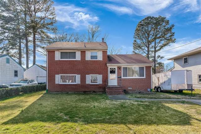 17 Briarwood Dr, Hampton, VA 23666 (#10393439) :: Berkshire Hathaway HomeServices Towne Realty