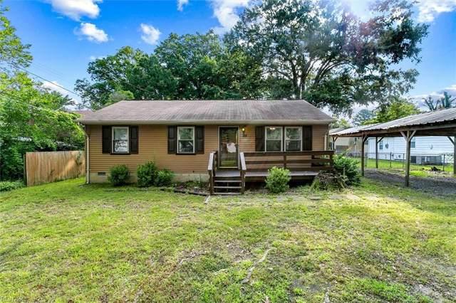 7204 Marshall Ave, Newport News, VA 23605 (#10393444) :: Avalon Real Estate