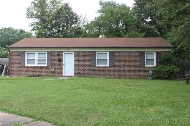 503 Angela Ct, Hampton, VA 23669 (#10393449) :: Team L'Hoste Real Estate