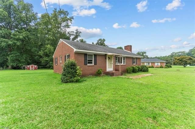 8406 Rawls Dr, Southampton County, VA 23866 (#10393456) :: Atlantic Sotheby's International Realty