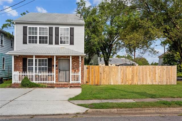1403 Hibie St, Norfolk, VA 23523 (#10393462) :: Avalon Real Estate