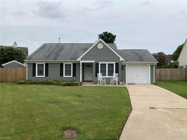 805 Parkview Ct, Virginia Beach, VA 23456 (MLS #10393471) :: Howard Hanna Real Estate Services