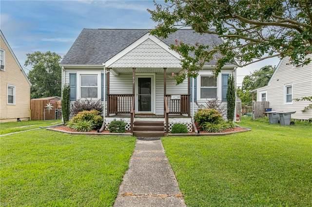 52 Henry St, Hampton, VA 23669 (#10393476) :: The Kris Weaver Real Estate Team