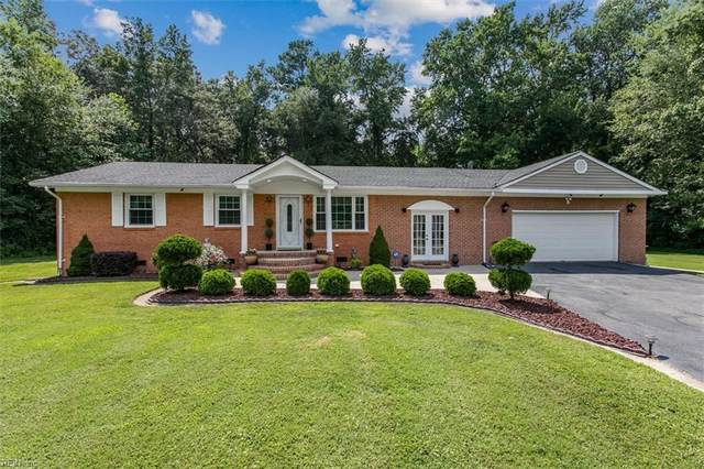 259 Clubhouse Rd, Surry County, VA 23839 (#10393480) :: RE/MAX Central Realty