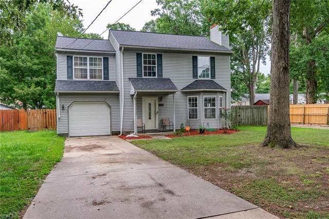 320 Frizzell Ave, Norfolk, VA 23502 (#10393482) :: Berkshire Hathaway HomeServices Towne Realty