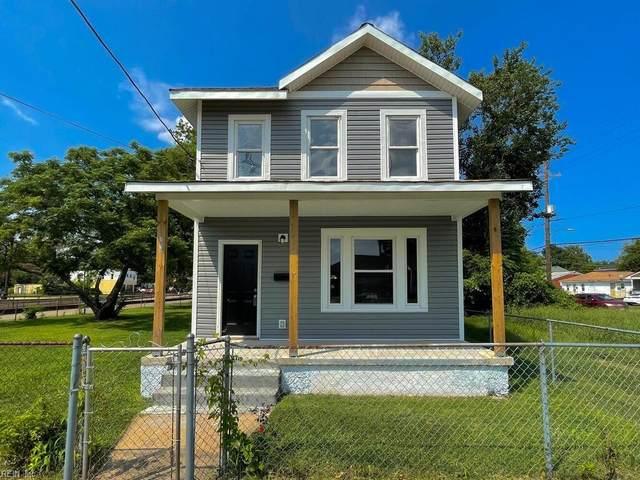 1010 Wall St, Norfolk, VA 23504 (MLS #10393491) :: Howard Hanna Real Estate Services