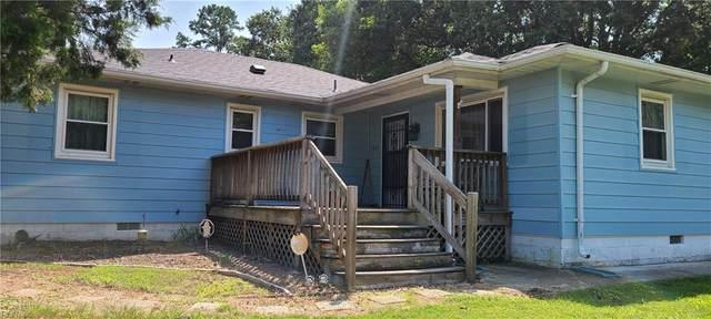 1603 Laurel Ave, Chesapeake, VA 23325 (#10393498) :: Avalon Real Estate
