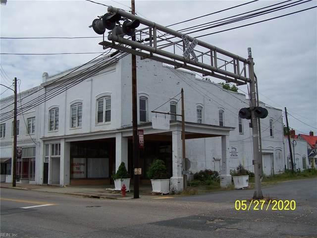 32112 S Main St S, Southampton County, VA 23827 (#10393510) :: Berkshire Hathaway HomeServices Towne Realty