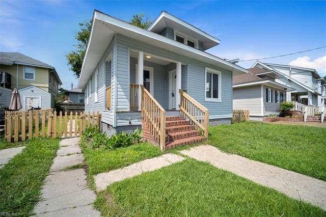 236 Ethel Ave, Norfolk, VA 23504 (#10393511) :: Avalon Real Estate