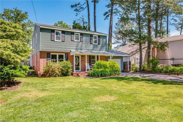 821 Greensboro Ave, Virginia Beach, VA 23451 (#10393523) :: Avalon Real Estate