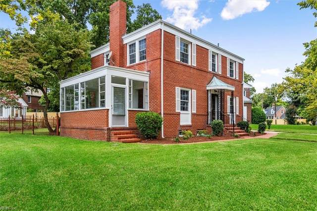 2105 Garner Ter, Newport News, VA 23607 (#10393530) :: Avalon Real Estate