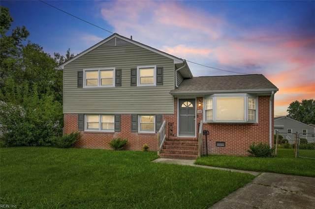 119 Briarwood Dr, Hampton, VA 23666 (#10393540) :: Berkshire Hathaway HomeServices Towne Realty