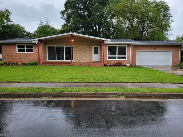 34 Bainbridge Arch, Hampton, VA 23663 (#10393541) :: Crescas Real Estate