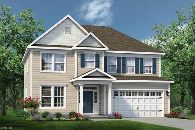 58 Mill Creek Ct #20, Hampton, VA 23666 (#10393546) :: Judy Reed Realty