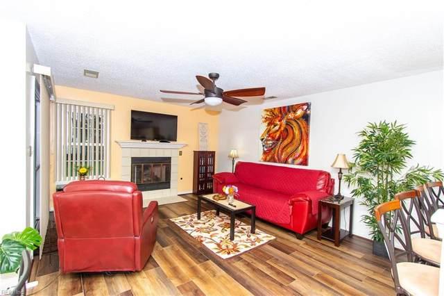 784 Windbrook Cir #103, Newport News, VA 23602 (MLS #10393549) :: Howard Hanna Real Estate Services