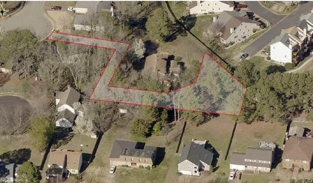 35 Tributary Ln, Hampton, VA 23664 (MLS #10393582) :: Howard Hanna Real Estate Services