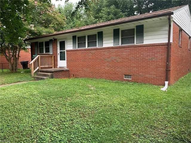 215 Beazley Dr, Portsmouth, VA 23701 (#10393602) :: Rocket Real Estate