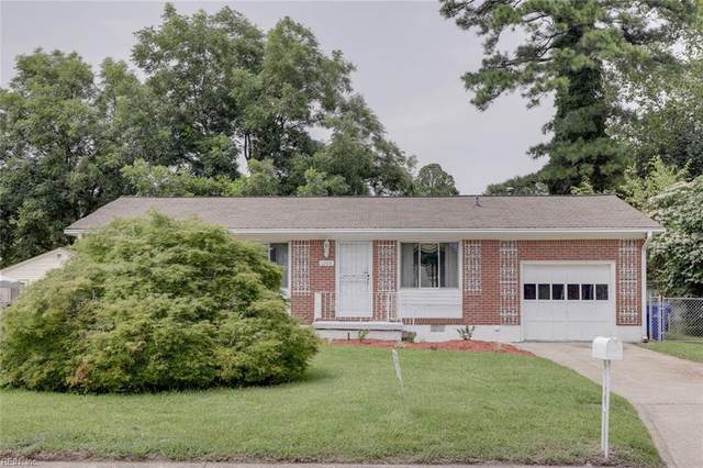 1208 Warfield Dr, Portsmouth, VA 23701 (#10393603) :: Judy Reed Realty