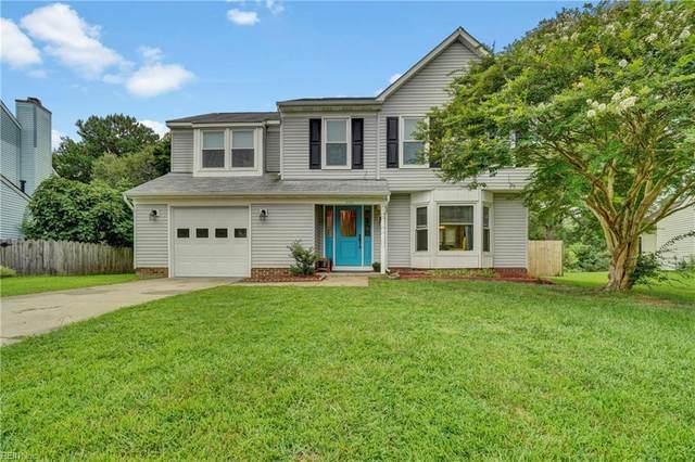 2029 Silver Lake Dr, Virginia Beach, VA 23464 (MLS #10393612) :: Howard Hanna Real Estate Services