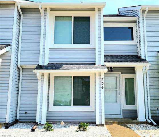 734 Quesnel Drive Dr, Virginia Beach, VA 23454 (MLS #10393619) :: Howard Hanna Real Estate Services