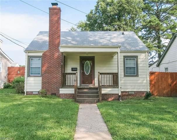 1909 Hamilton St, Hampton, VA 23661 (#10393638) :: Team L'Hoste Real Estate