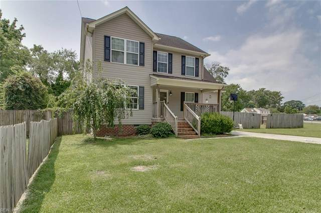 98 Wright Ave, Portsmouth, VA 23702 (#10393672) :: Crescas Real Estate