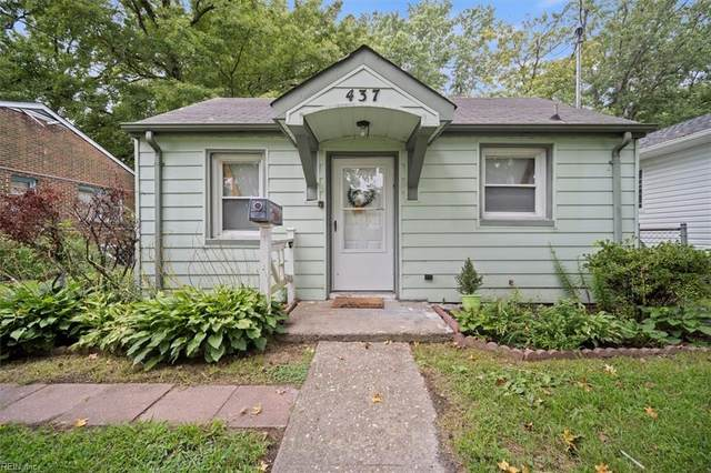437 Dare Ave, Hampton, VA 23661 (MLS #10393675) :: Howard Hanna Real Estate Services