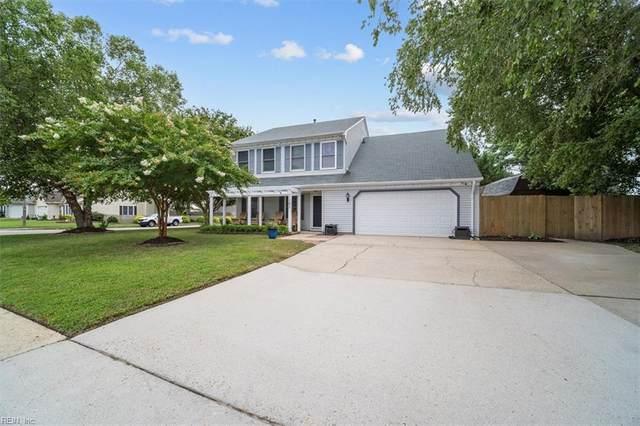 1101 Strauss Dr, Virginia Beach, VA 23454 (MLS #10393677) :: Howard Hanna Real Estate Services