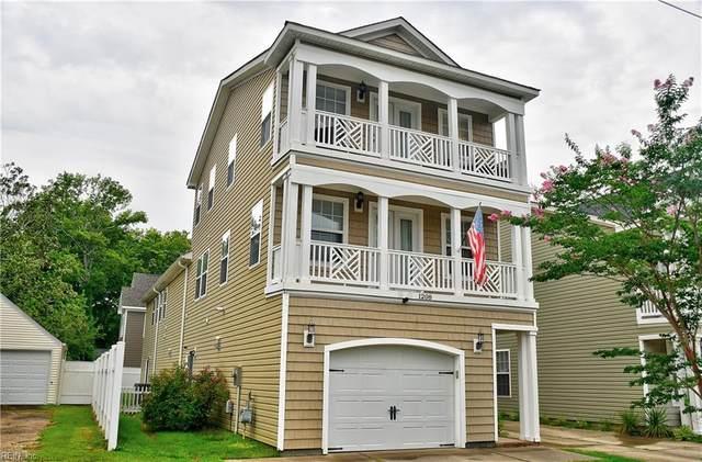 1208 Mediterranean Ave A, Virginia Beach, VA 23451 (#10393688) :: Berkshire Hathaway HomeServices Towne Realty