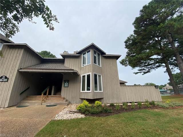 318 Padgetts Ordinary, James City County, VA 23185 (MLS #10393695) :: Howard Hanna Real Estate Services