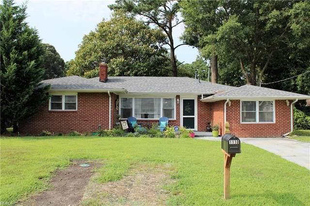 1110 Fontana Ave, Chesapeake, VA 23325 (#10394815) :: Crescas Real Estate