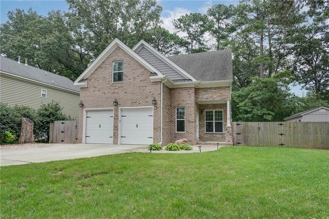 605 Crossland Dr, Chesapeake, VA 23320 (#10394816) :: Crescas Real Estate