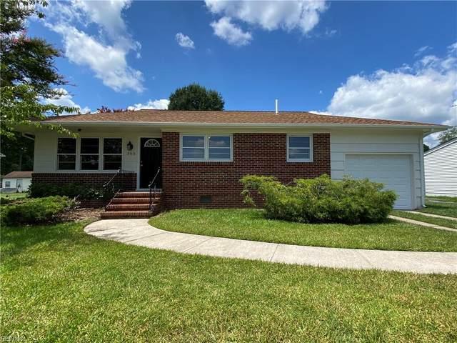 305 Lida Ave, Suffolk, VA 23434 (#10394817) :: Berkshire Hathaway HomeServices Towne Realty